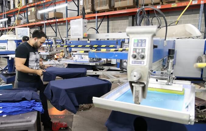 Signs Of Rapid Growth For Custom T-Shirt Printing Market